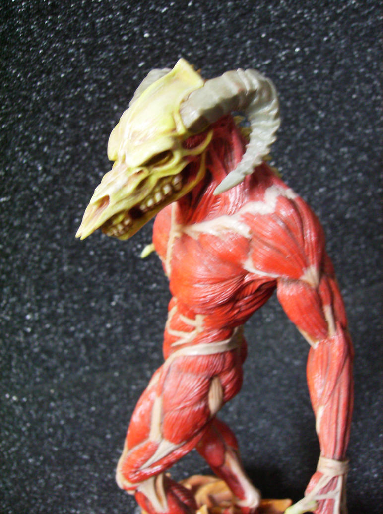 The demon bad ass by DarkAsylumxxx