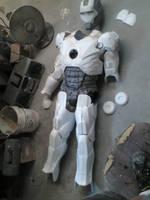 Ironman teaser by DarkAsylumxxx