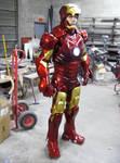 Iron man MK 3 done