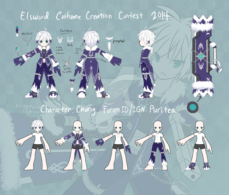 elsword how to get costumes