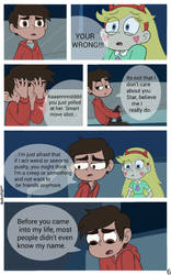 Page 6 What are we? Starco fan comic by BakaJager