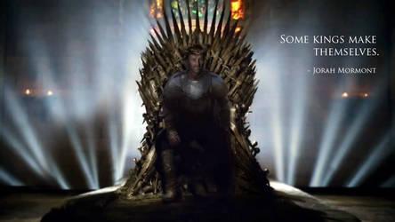 Game of Thrones. Jorah Mormont by StMalKavian
