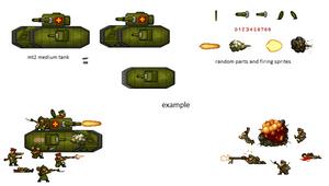 Umeradan medium tank