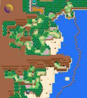 Kaigan Pass Map by Evilrake