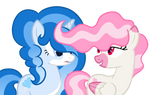 Cotton Candy and Candyfloss