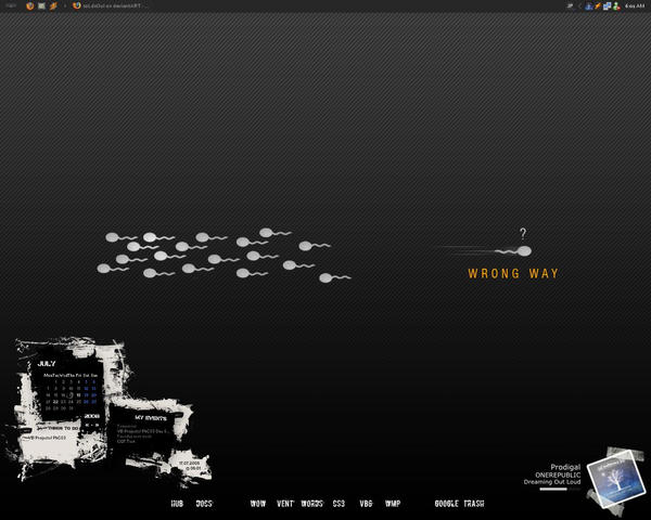 Desktop by soLdsOul