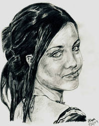 Amy Lee by Anjali25