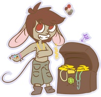 november creature exchange for paraslte woahhh