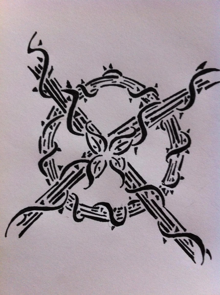 Tribal Operator Symbol by TribalBluePichu