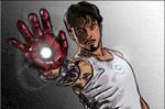 Robert Downey Iron Man