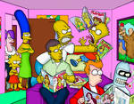In the Simpson universe