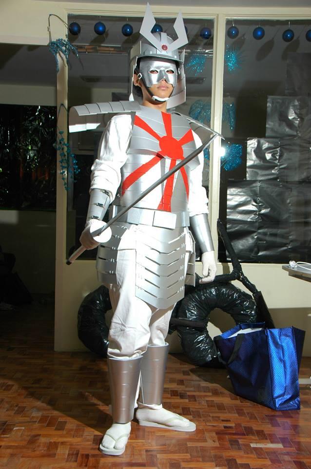 Silver Samurai by lionlancer ...  sc 1 st  DeviantArt & Silver Samurai by lionlancer on DeviantArt