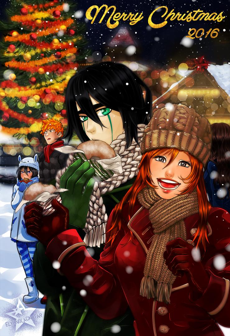 Merry Christmas 2016 by ElyonBlackStar