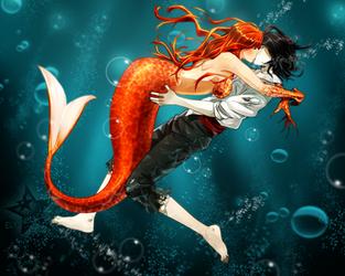 Underwater by ElyonBlackStar