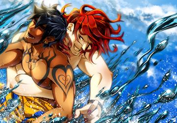Splash! by ElyonBlackStar