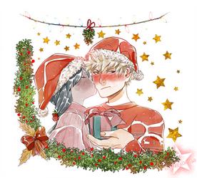 CHRISTMAS COMM - Rion and Bakugo