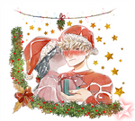 CHRISTMAS COMM - Rion and Bakugo