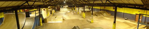 bones skatepark by sclarke1986