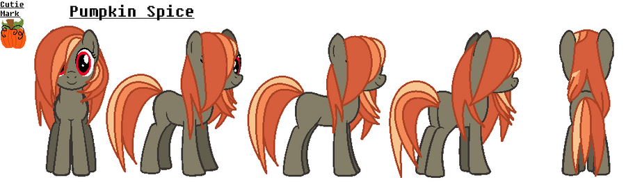 Pumpkin Spice by MyLittleAdopts