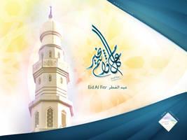 Eid Mubarak by alseri