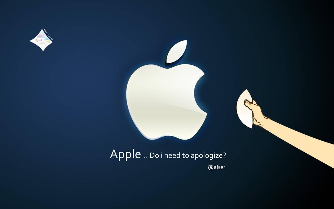 Apple .. Mac OS Wallpaper 2011 by alseri