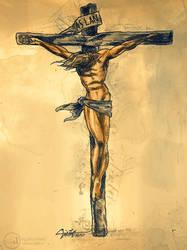 Jesus Christ by pedrum