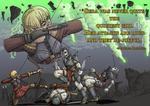 Sera Dragon Age Inquisition by Arenoth