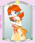 Princess Daisy's Portrait by princessdaisy