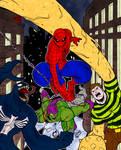 Spidey And Villains
