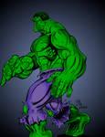Hulk Not Happy