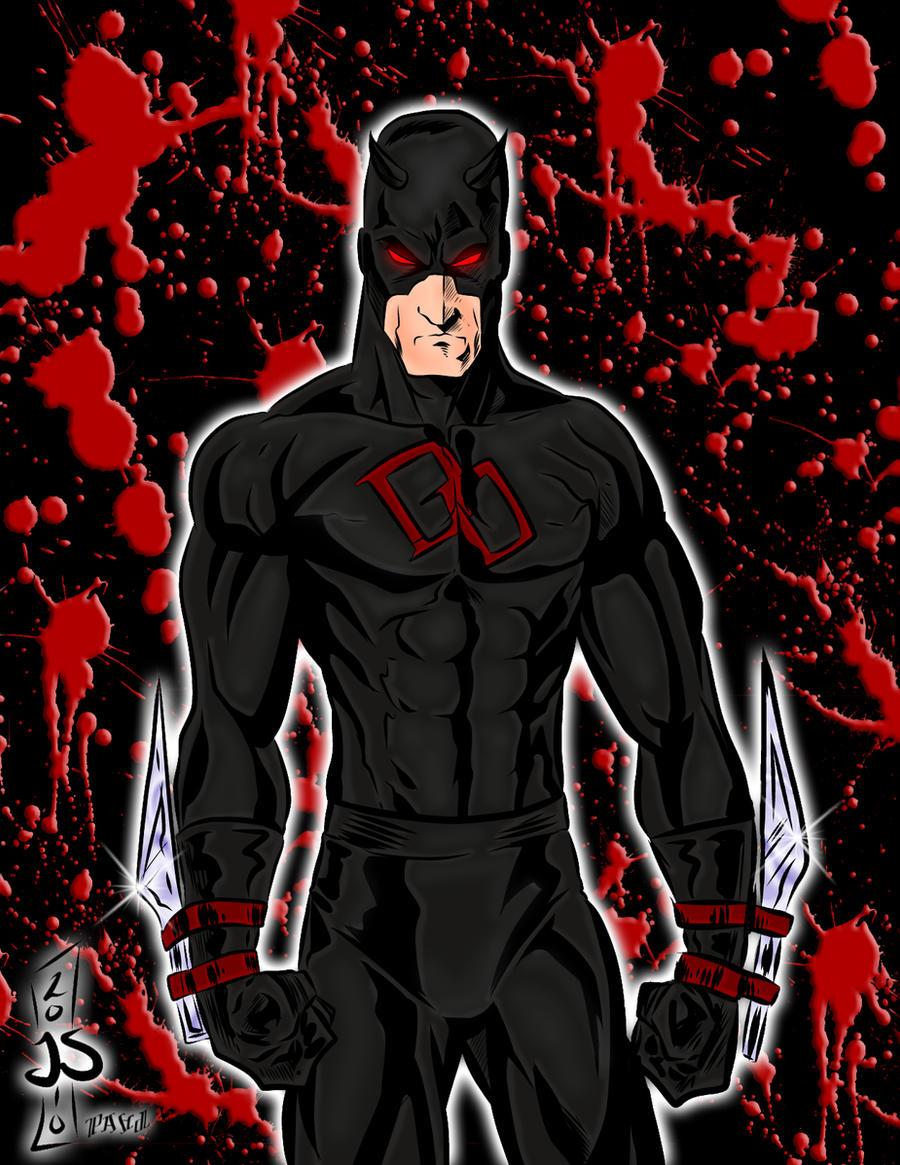 Daredevil Vs Deathstroke What street level can ...