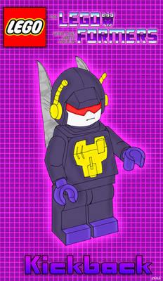 Legoformer : Kickback