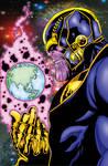 Thanos The Dark Titan