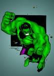 Hulk - Romano Molenaar