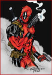 Deadpool by Guile