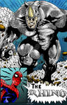Spiderman VS Rhino - Tyndallsquest and me