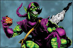 The Green Goblin - Tyndallsquest and me