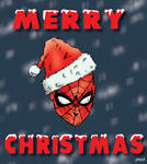 Merry Christmas Spidey