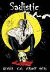Sadistic # 1 Cover