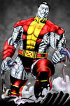 Colossus - punisherone - trinitymathews - me