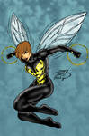 The Wasp - Lucas Ackerman and me