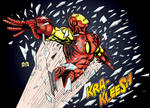 Iron Man - xpendable and me