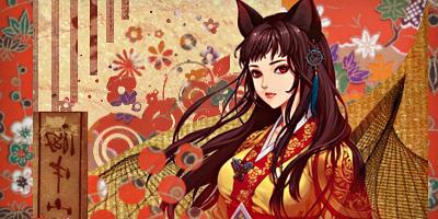 Kimono Girl by Thundawave