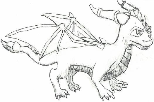 Spyro the Dragonfly