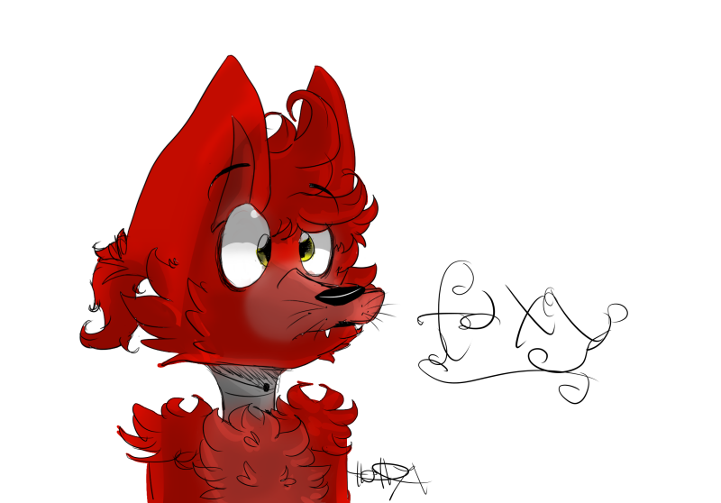 Foxy by hollypelt10
