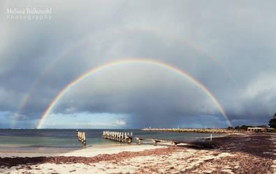 Somewhere over the rainbow~