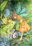 Kissing Froggie