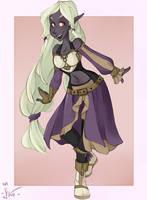Rhyza Asheart by VioletKy