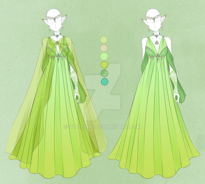 :: Commission August 05 Outfit :: by VioletKy