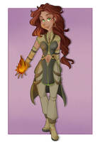 :: Commission September 04: Alana :: by VioletKy